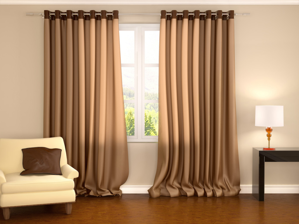 Eyelet Design Curtain Singapore